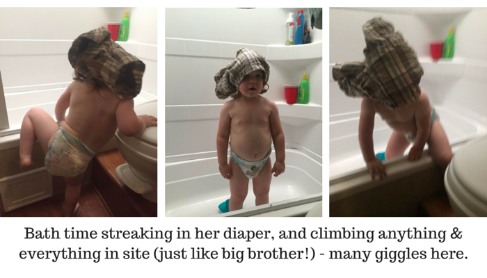 Growing Diaper by Diaper & Never Stop Moving, Good thing Huggies Little Movers can keep up
