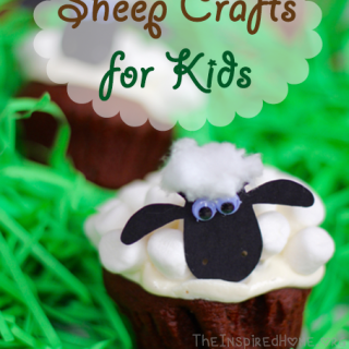 Sheep Crafts for Kids