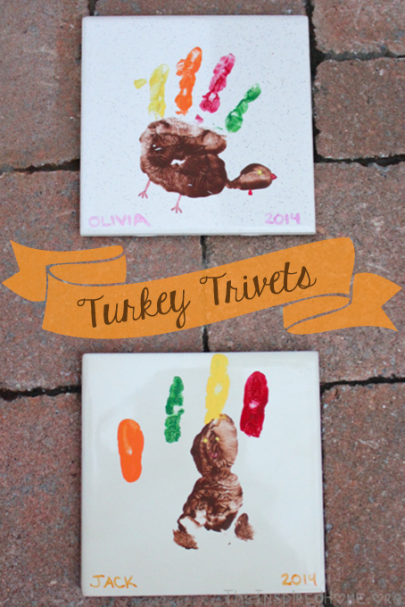 Turkey Trivets The Inspired Home