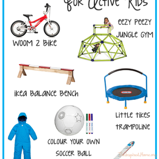 Holiday Gift Guide: Active Kids