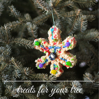 Treats for Your Tree
