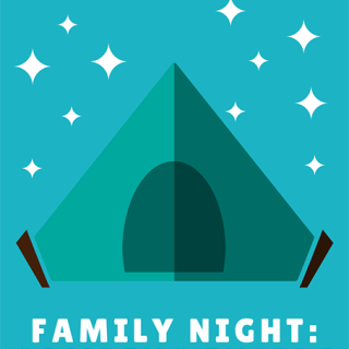 Family Night: Camping Inside