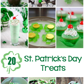 20 St Patricks Day Desserts
