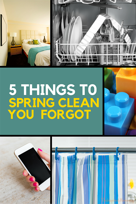 5 Things to Spring Clean You Forgot