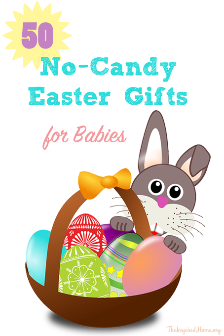 50 no candy easter gifts for babies the inspired home 50 no candy easter gifts for babies negle Image collections