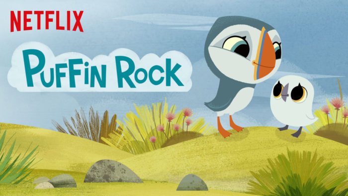 theinspiredhome.org// Tough Talks with Netflix - Puffin Rock