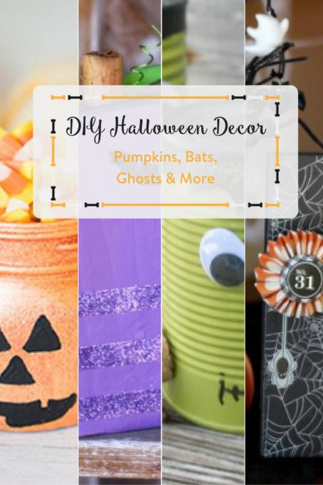 TheInspiredHome.org // DIY Halloween Decor