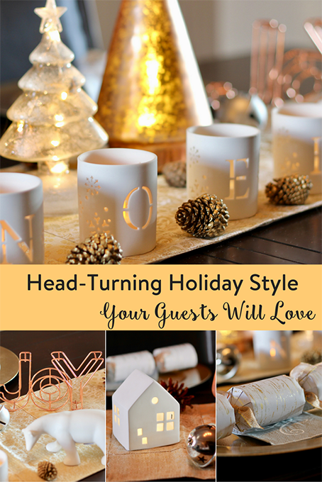 TheInspiredHome.org // Head-Turning Holiday Style Your Guests Will Love #GotItAtSears
