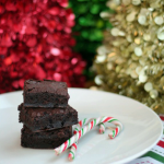 TheInspiredHome.org // Peppermint Brownies