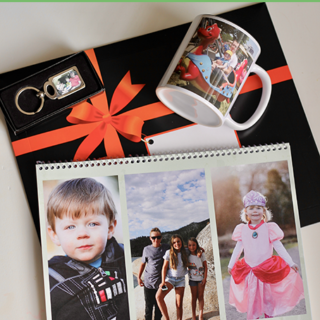 Memorable Holiday Photo Gifts