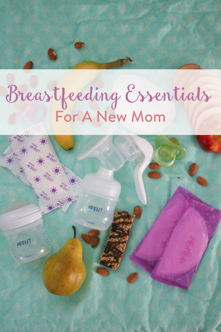 TheInspiredHome.org // Breastfeeding Essentials For A New Mom