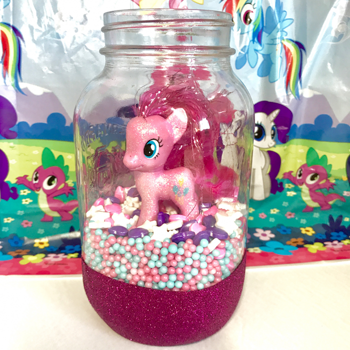 My Little Pony Birthday Party Craft Ideas