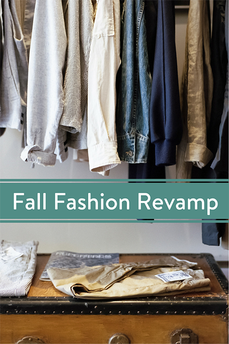 TheInsipredHome.org // Fall Fashion Revamp
