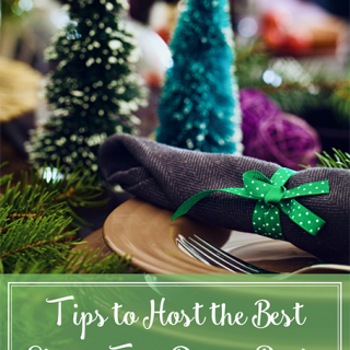 Tips to Host the Best Stress-Free Dinner Party